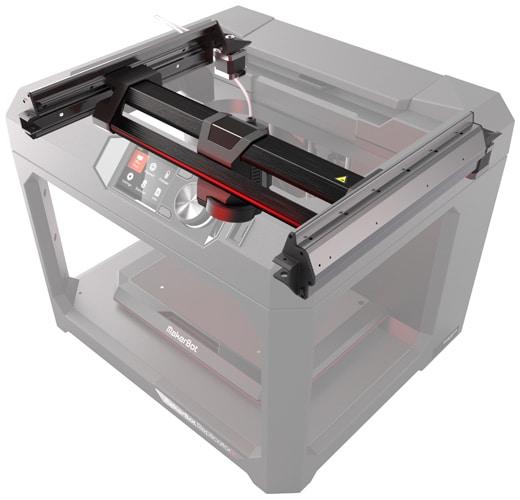 MakerBot Replicator+ Gantry