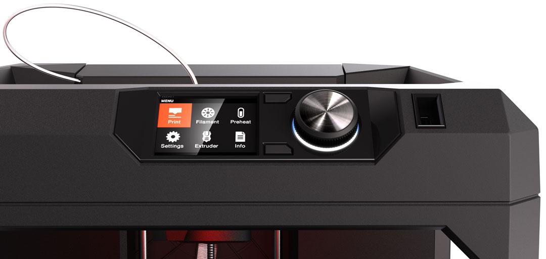 MakerBot Replicator+ LCD Display